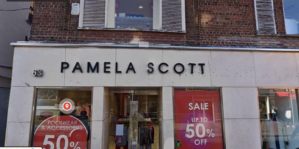 Pamela Scott To Close Half Its...