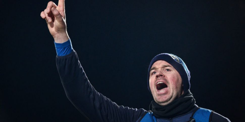 Laois manager Quirke calls for...