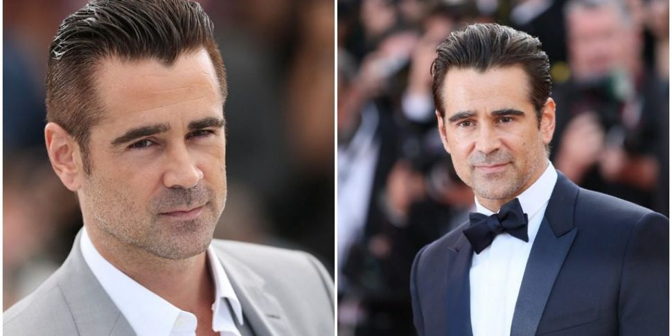 Colin Farrell On How He Feels...