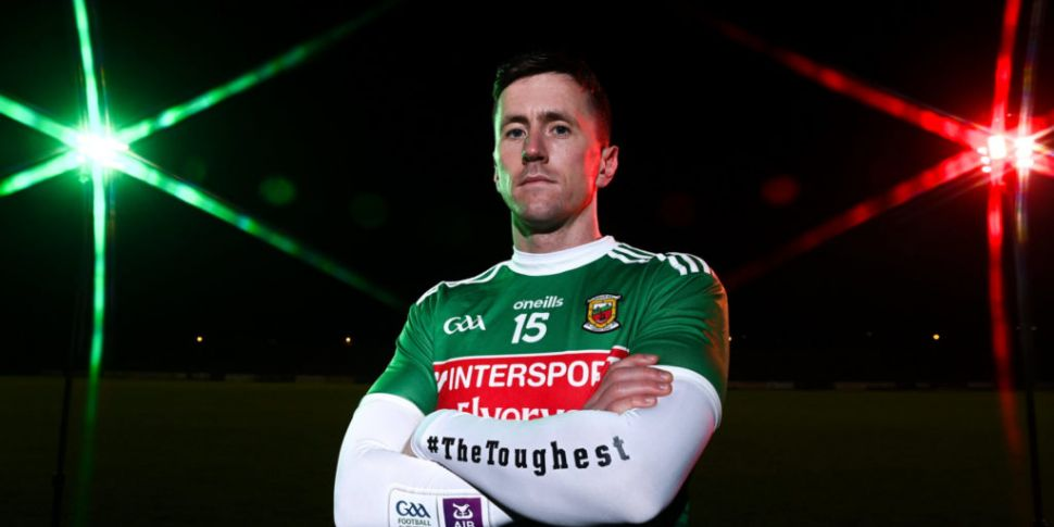 Mayo's Cillian O'Connor fit to...