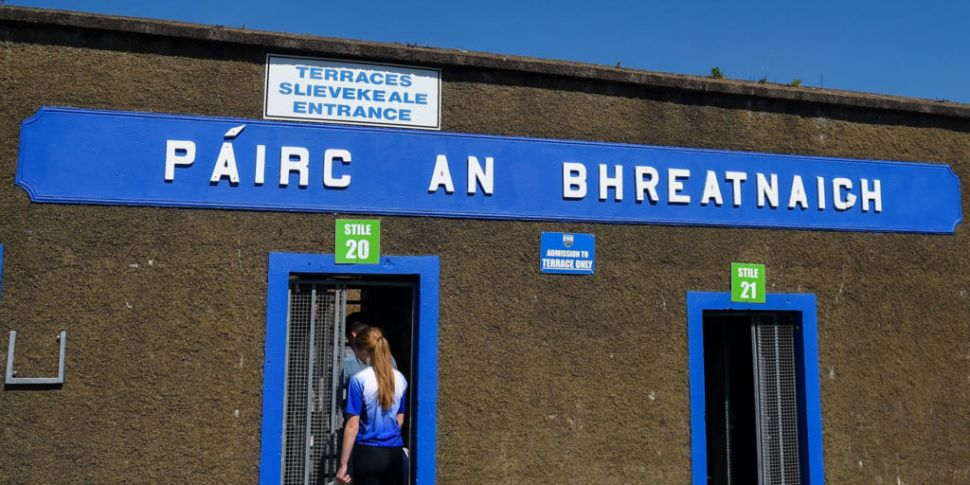 Dungarvan stripped of football...