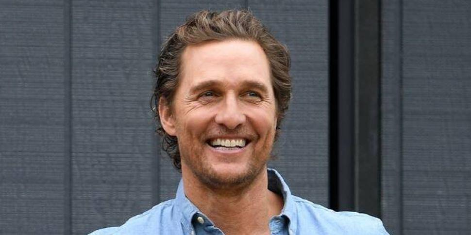 Matthew McConaughey On How A U...