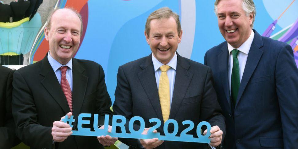 Report: Dublin could lose Euro...