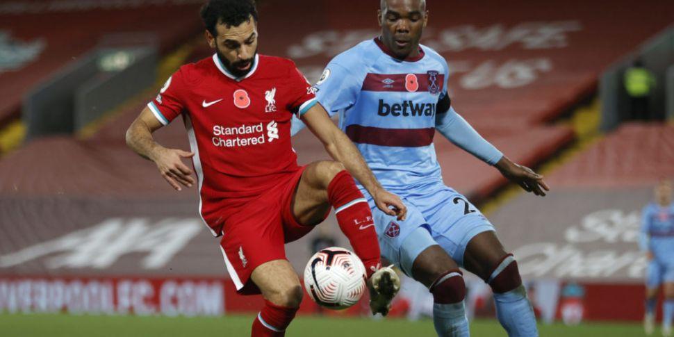 Klopp says Salah has the marks...