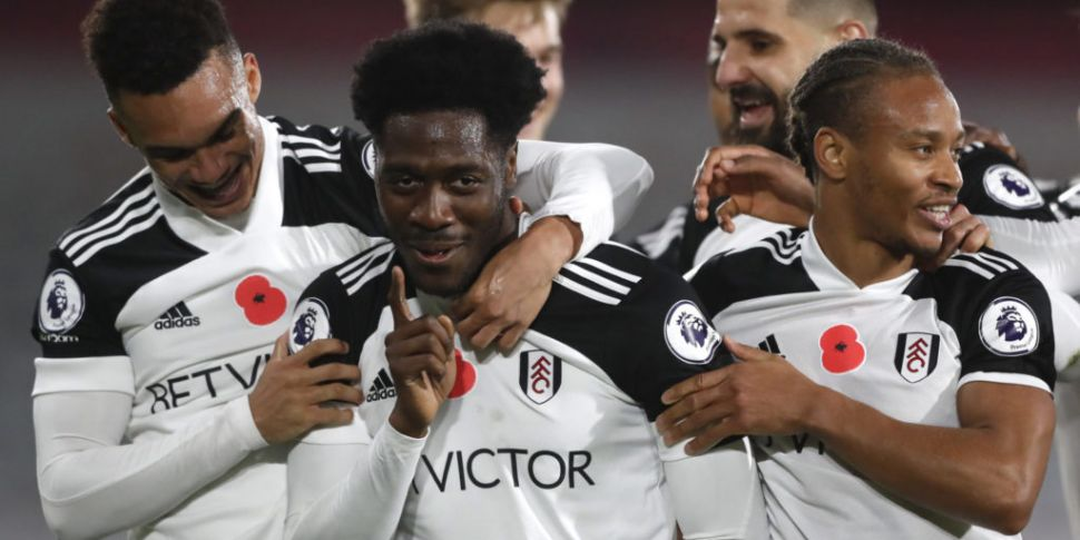 Watch: Fulham's first win of t...