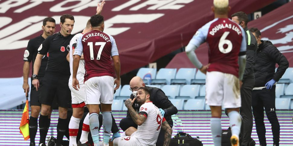 Danny Ings facing up to six we...