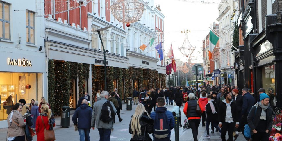Retail Sales Up By 8% In Octob...