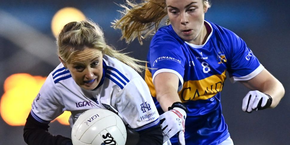 Monaghan edge past Tipperary t...