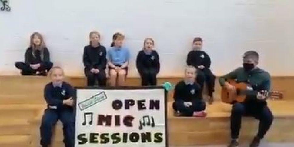 Irish School Brilliantly Recre...