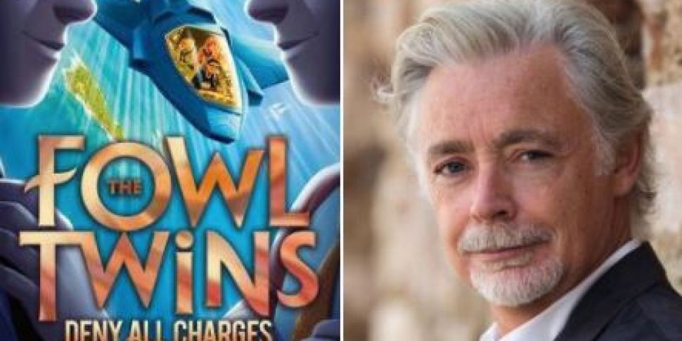Eoin Colfer Has Only ONE Regre...