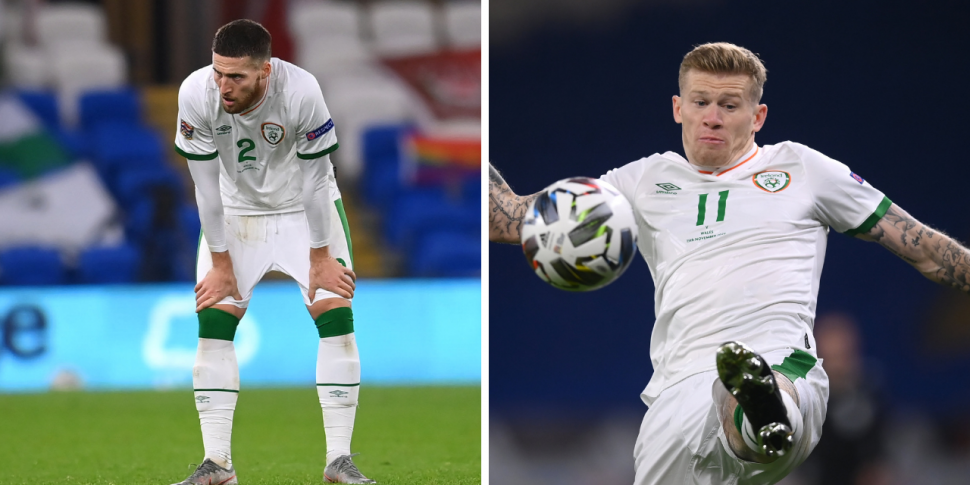 Doherty and McClean the latest...