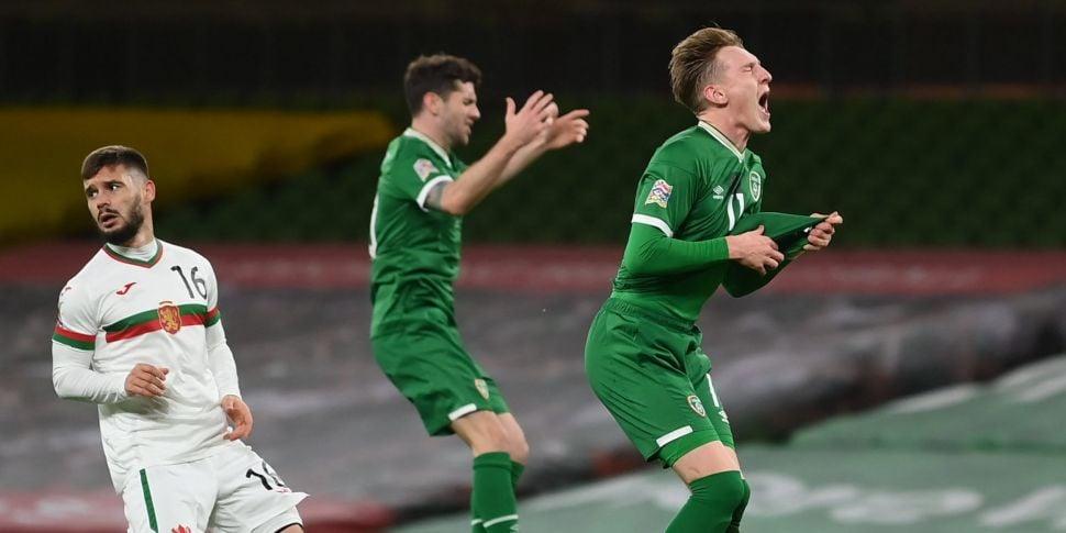 Bulgaria draw sees Ireland avo...