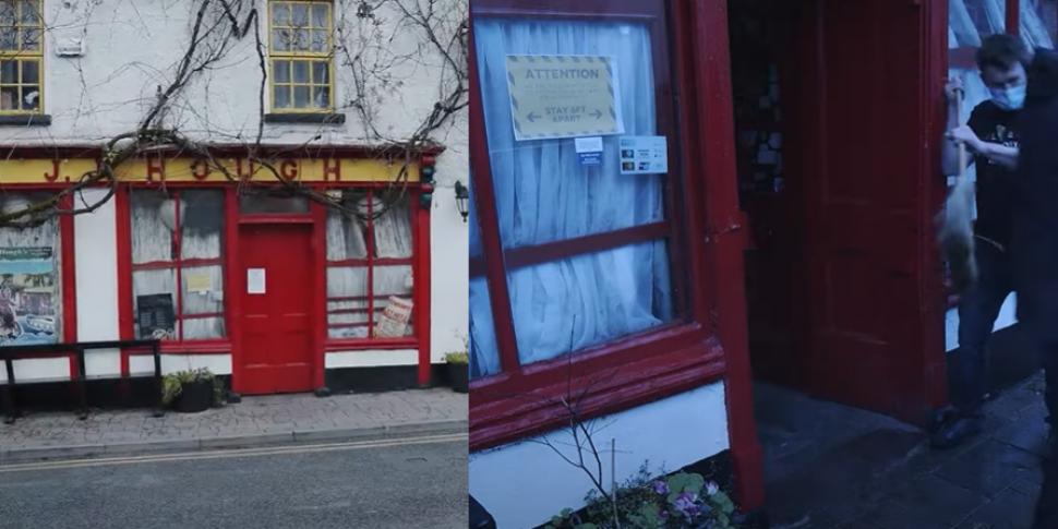 'Hey Taoiseach, Leave Our Pubs...