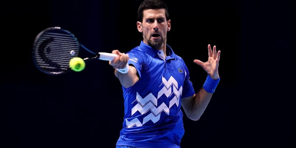 Muscle injury could end Novak...