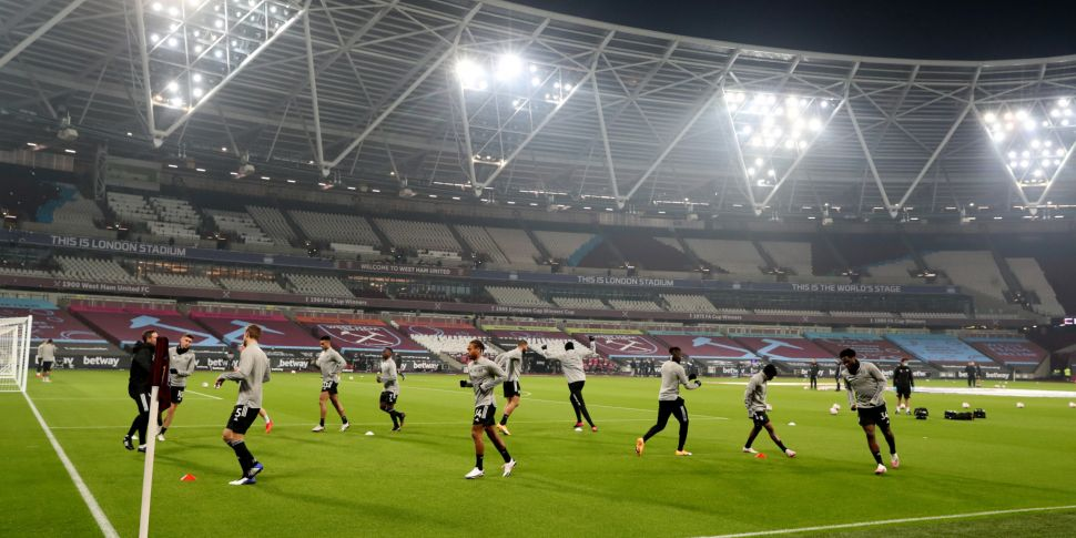 West Ham set to be first Premi...