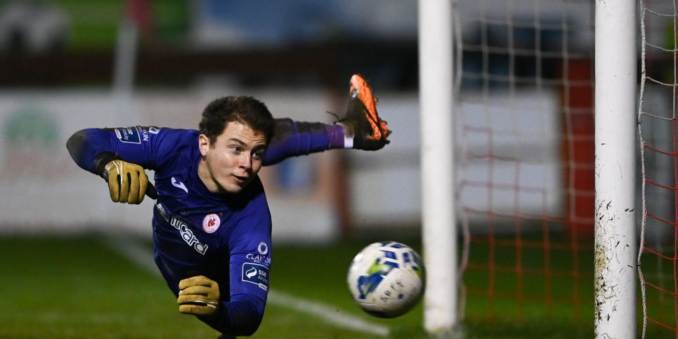 Sligo Rovers secure highly-rat...