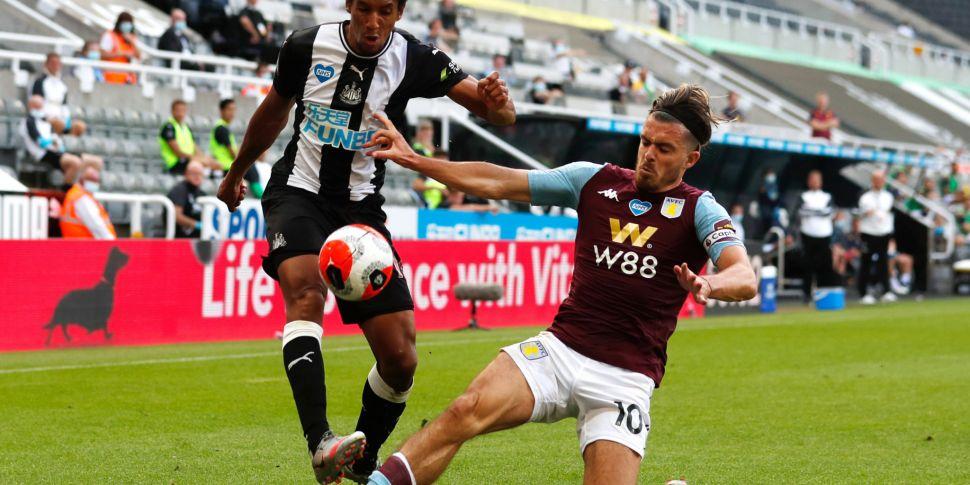 Newcastle's Premier League gam...