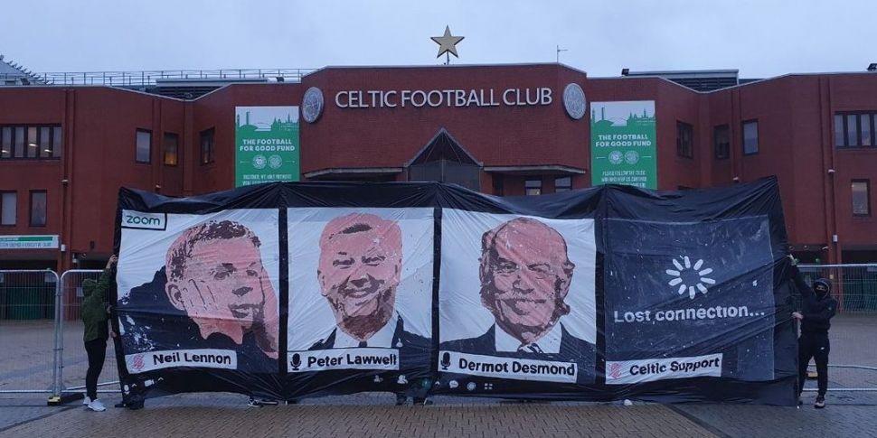 Influential Celtic fans group...