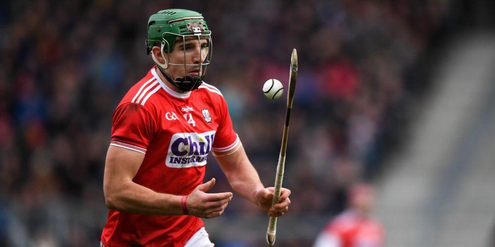 Cork dual star Aidan Walsh cal...