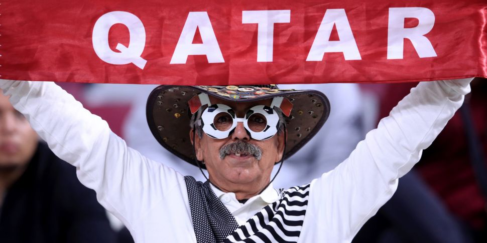 Qatar join Ireland's World Cup...