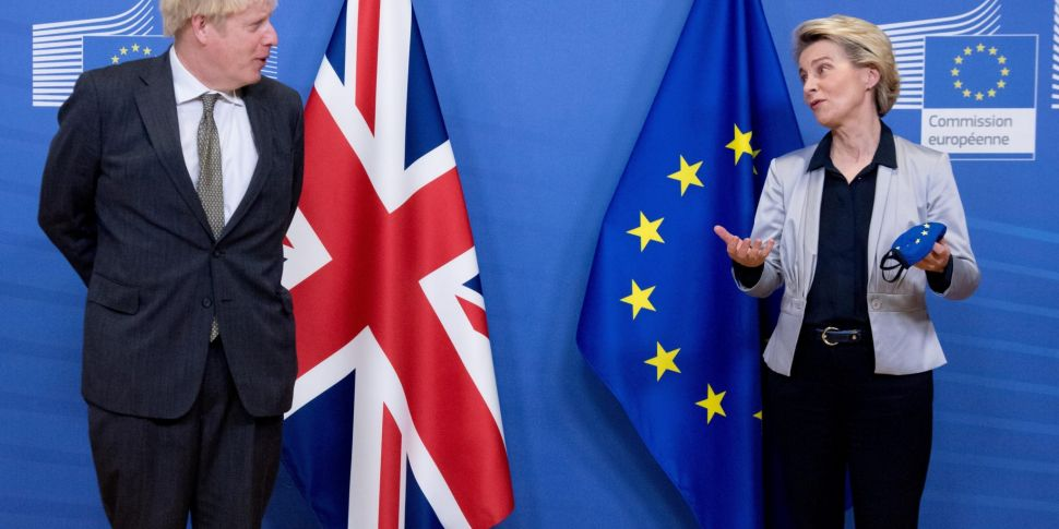 EU Warns Of Short No-Deal Peri...