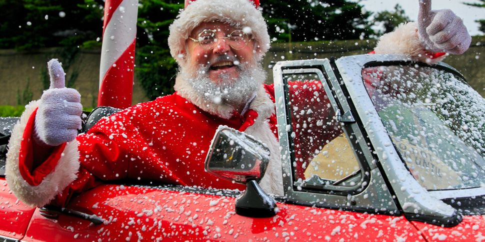 Amazing Drive-In Santa Experie...
