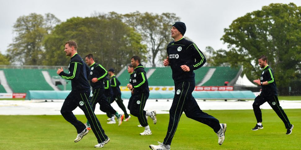 Ireland cricket tour preparati...