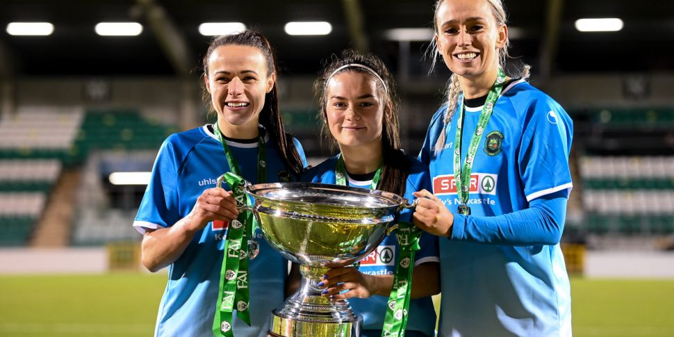 Three Peamount players up for...