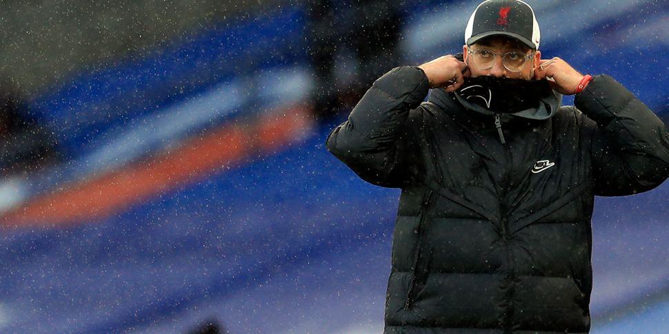 Klopp talks down Liverpool slu...