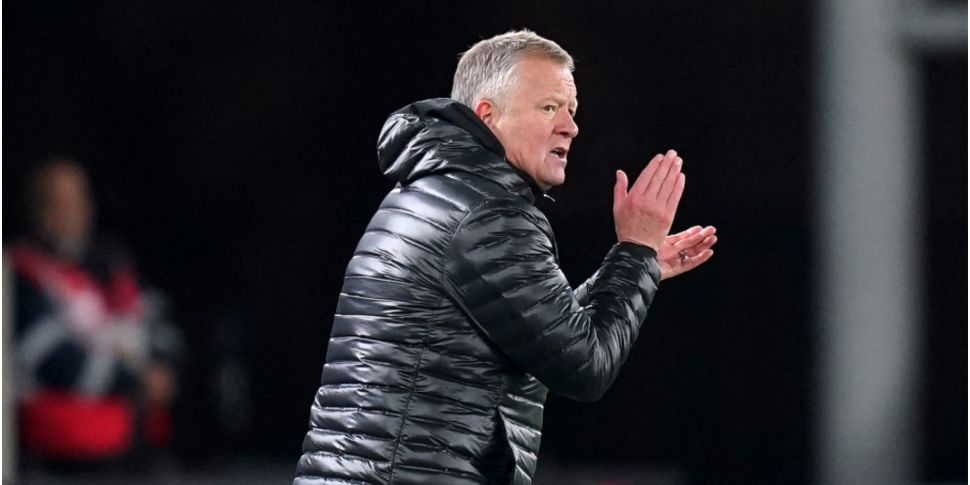 Chris Wilder hopes Sheffield U...