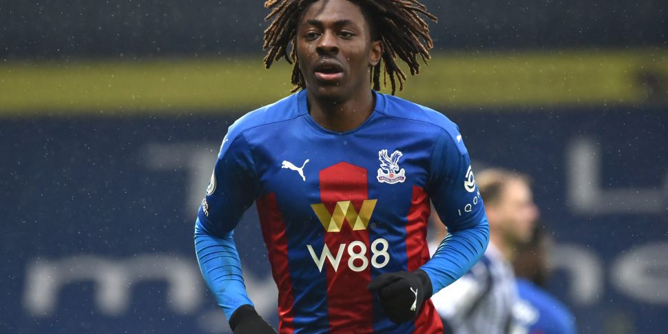 Crystal Palace to deal with Ez...