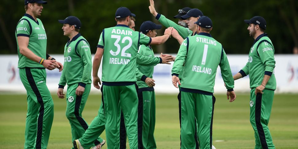 Ireland's UAE series in jeopar...