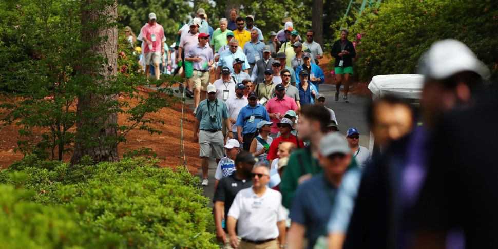 Masters organisers to allow li...