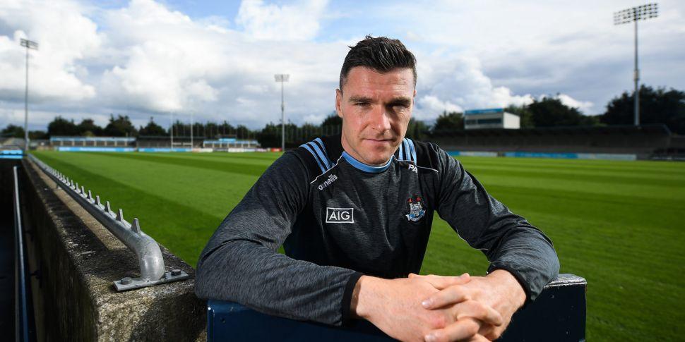 Dublin's Paddy Andrews retires...