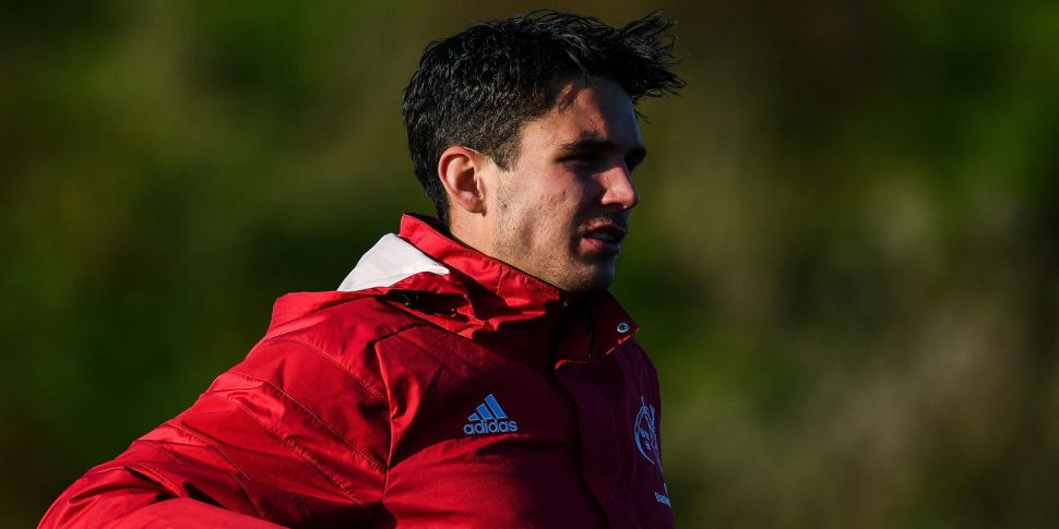 Carbery tackles Masters to sta...