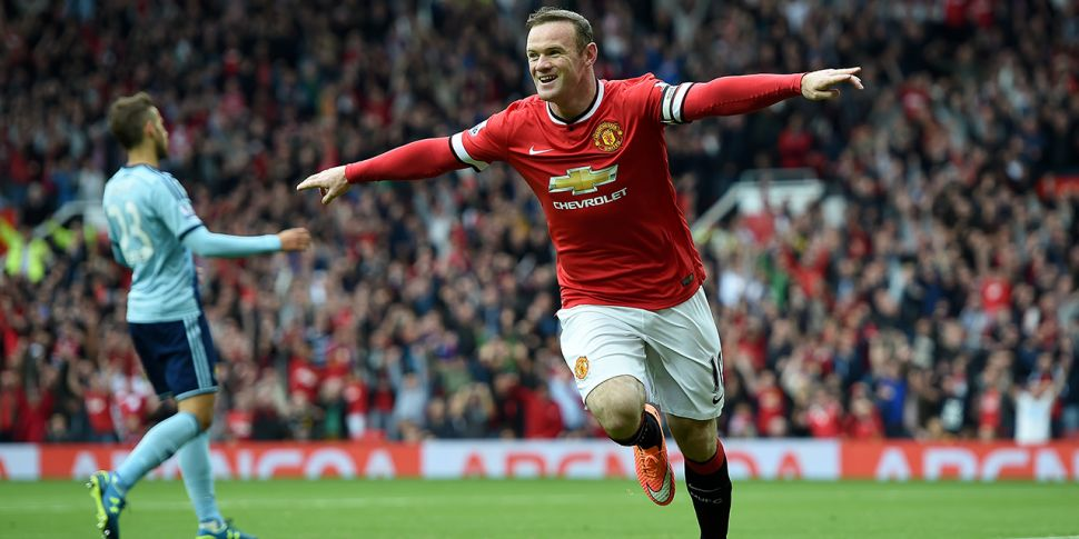 Wayne Rooney thinks Manchester...