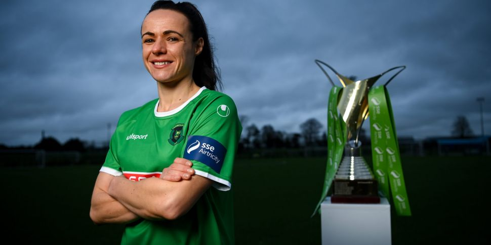 Áine O'Gorman wants Women's Na...