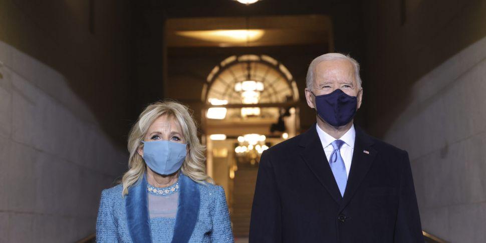US President Joe Biden Calls O...