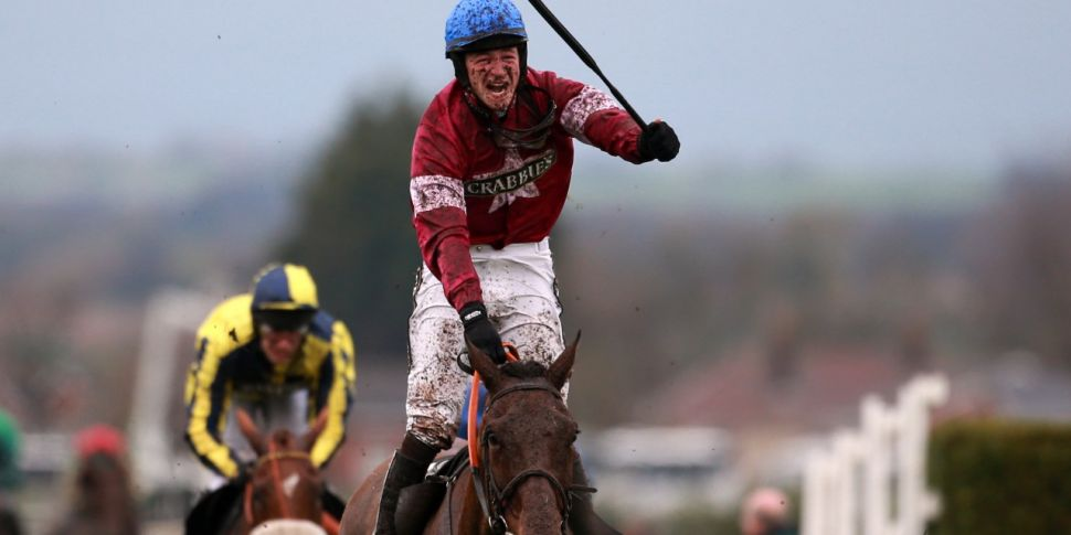 Jockey David Mullins quits the...