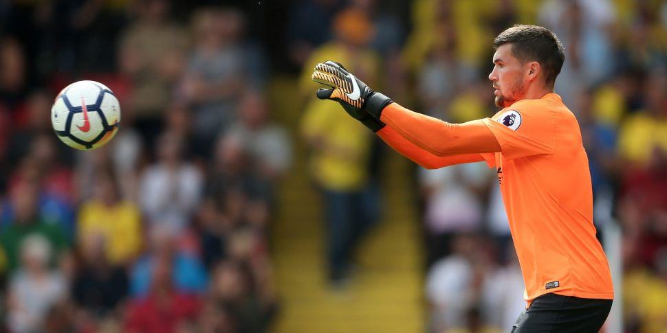 Arsenal sign Brighton goalkeep...