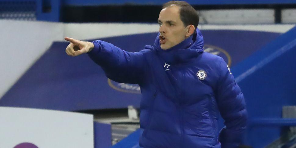 Chelsea won't have a home leg...