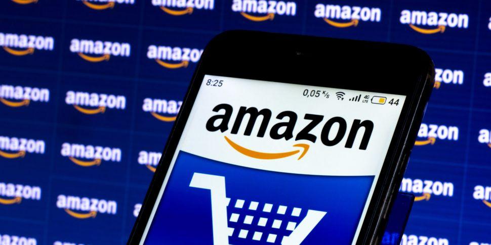 Amazon Opening First Irish Ful...