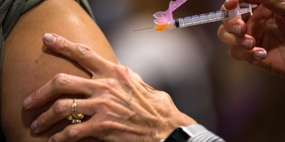 Covid Vaccination For Over 85s...