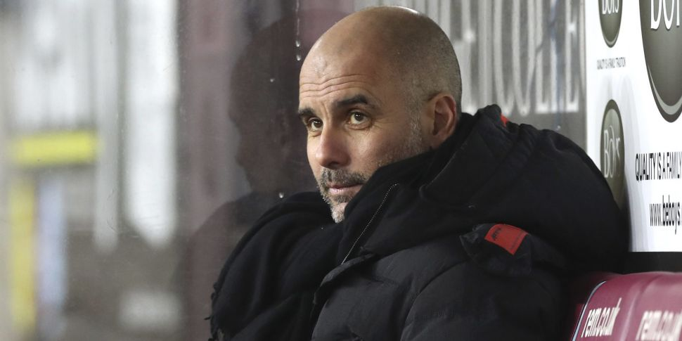 Guardiola not ready to accept...