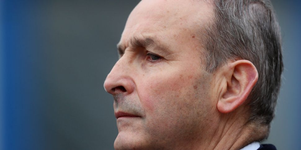 Taoiseach Warns Reopening Of E...
