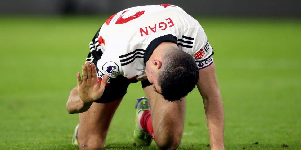 Major Ireland injury concern a...
