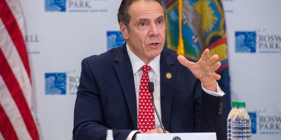 New York Governor Cuomo Insist...