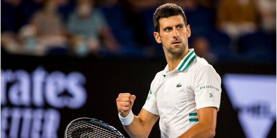 Djokovic produces final class...