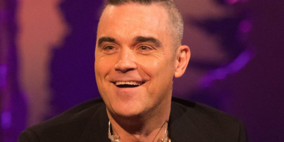 Robbie Williams Movie In The W...