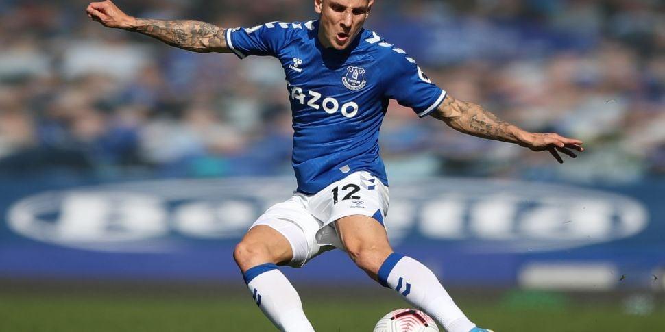 Digne Deal | Everton reward Fr...